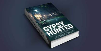 "psychic suspense ebook ""Gypsy Hunted,A Gypsy Shields Novel - Book 1"" by Andrea Drew"