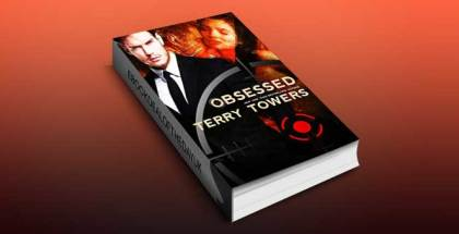"romantic suspense ebook ""Obsessed: A Dark Romance Novel"" by Terry Towers"