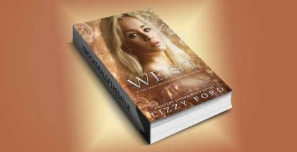 """time travel romance ebook """"West: History Interrupted: Time Travel Romance"""" by Lizzy Ford"""