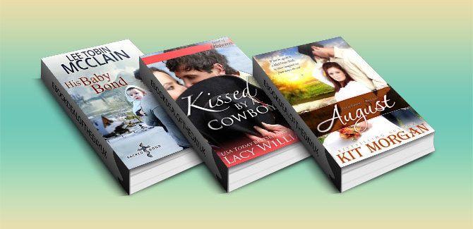 Free Three Christian Romance Ebooks!