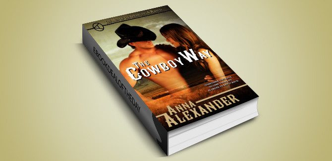contemporary western romance ebook The Cowboy Way by Anna Alexander