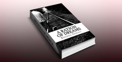 "YA historical romance ebook ""Ration of Dreams"" by Rhonda Geraci"