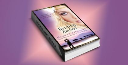 "romance ebook ""Burning Embers"" by Hannah Fielding"