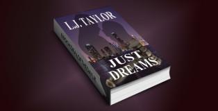 "romantic Suspense ebook ""Just Dreams (The Brooks Sisters Dreams Series Book 1)"" by L.J. Taylor"