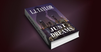 "romantic Suspense ebook ""Just Dreams (The Brooks Sisters Dreams Series Book 1)"" by L.J. Taylor"