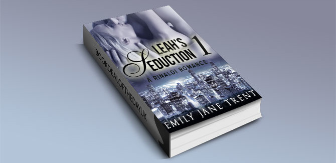 NA contemporary romantic suspense ebook Leah's Seduction 1 by Emily Jane Trent