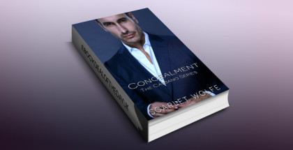 "erotic romantic suspense ebook ""Concealment (The Cassano Series Book 1)"" by Scarlet Wolfe"