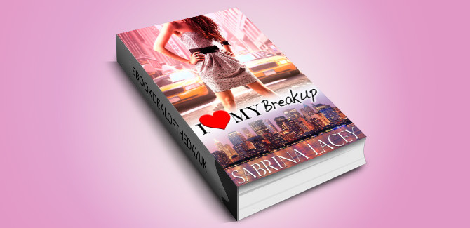 contemporary erotica romance ebook I Love My Breakup by Sabrina Lacey