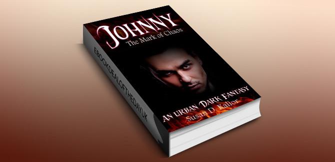 paranormal romance ebook Johnny, the Mark of Chaos, an Urban Dark Fantasy (Tazmark Dark Fantasy/Horror Series) by Susan D. Kalior