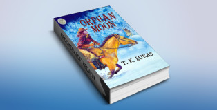 "historical romance ebook ""Orphan Moon (The Orphan Moon Trilogy Book 1)"" by T. K. Lukas"