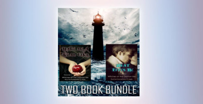 "paranormal romance bundle ""Witches of The Demon Isle Two Book Bundle"" by Rachel Humphrey - D'aigle"