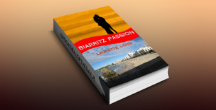 """holiday contemporary romance ebook """"Biarritz Passion: A French Summer Novel"""" by Laurette Long"""