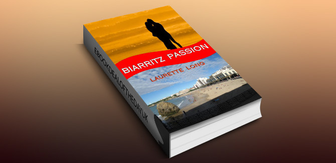 holiday contemporary romance ebook Biarritz Passion: A French Summer Novel by Laurette Long