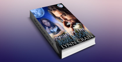 """paranormal erotical romance ebook """"Night of the Blue Moon"""" by Lynn Crain"""