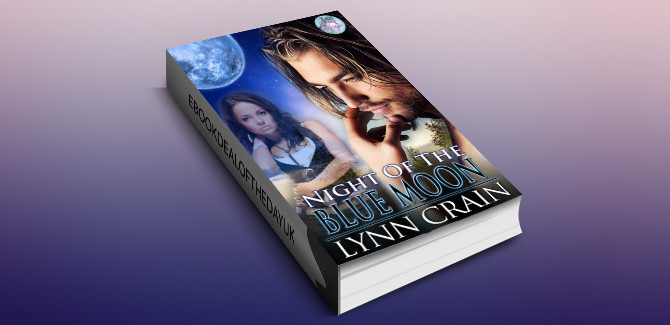 paranormal erotical romance ebook Night of the Blue Moon by Lynn Crain