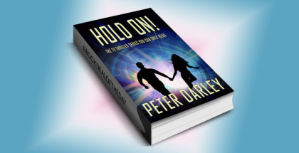 "action & suspense w/ romance ebook ""Hold On!"" by Peter Darley"