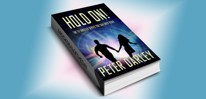 action & suspense w/ romance ebook Hold On! by Peter Darley