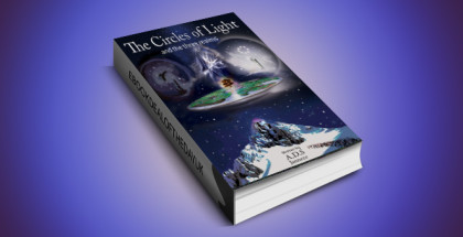 "fantasy fiction ebook ""The Circles of Light: and the three realms by Anthony jannece"
