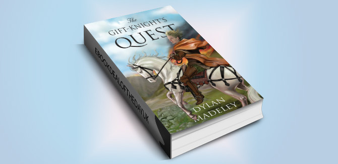 fantasy for kindle The Gift-Knight's Quest by Dylan Madeley