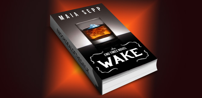 scifi romance ebook Wake (An End Times Novel) by Maia Sepp