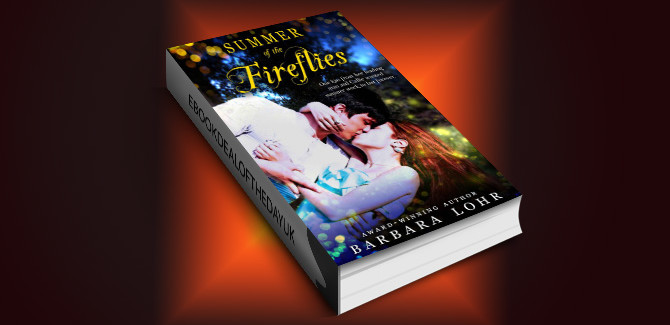 newadult romance ebook Summer of the Fireflies by Barbara Lohr