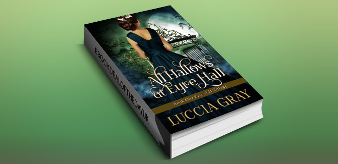 historical romance ebook All Hallows at Eyre Hall by Luccia Gray