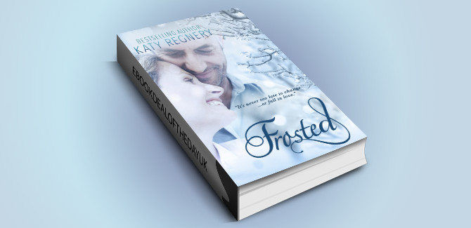 contemporary romance ebook Frosted by Katy Regnery