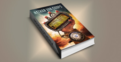 "nalit scifi time travel ebook ""The Chronothon"" by Nathan Van Coops"