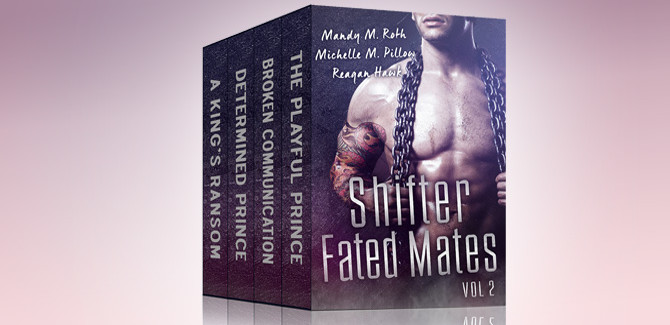 shifter werewolf paranormal ebook Shifter Fated Mates: Volume 2 Box Set by Mandy M. Roth