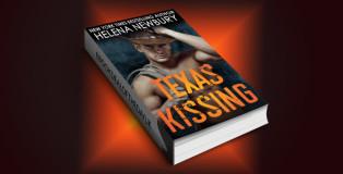 """new adult cowboy romance ebook """"Texas Kissing"""" by Helena Newbury"""
