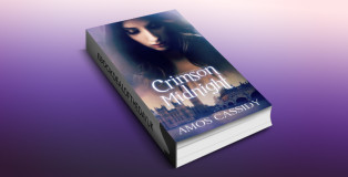 "new adult urban fantasy ebook ""Crimson Midnight (The Crimson Series Book 1)"" by Amos Cassidy"