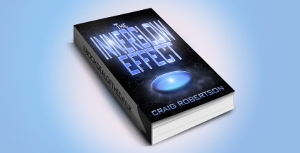 """medical fiction ebook """"The InnerGlow Effect"""" by Craig Robertson"""