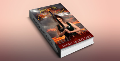 "Arthurian romance ebook ""Lady of the Eternal Hearth"" by Sandi Murtland"