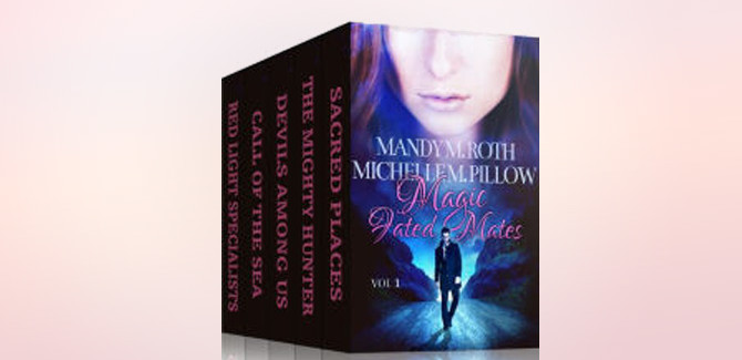 paranormal romance ebooks Magic Fated Mates: Box Set by Michelle M. Pillow, Mandy M. Roth