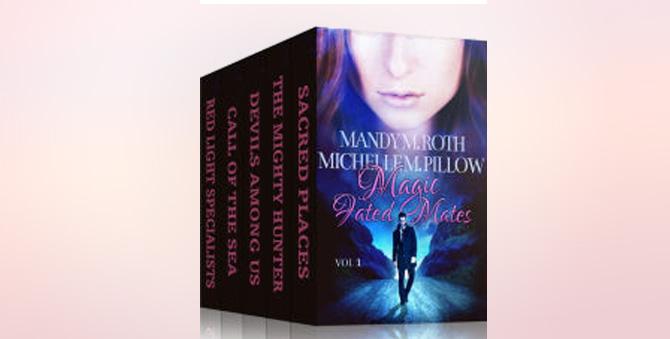 Magic Fated Mates  Box Set By Michelle M  Pillow  Mandy M
