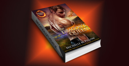 "paranormal dragon shifting romance ebook ""The Dragon's Queen (Dragon Lords Book 9)"" by Michelle M. Pillow"