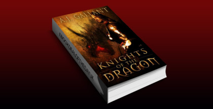 "epic fantasy ebook ""Knights of the Dragon (of Knights and Wizards Book 1) by A. J. Gallant"