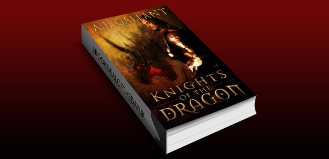 epic fantasy ebook Knights of the Dragon (of Knights and Wizards Book 1) by A. J. Gallant