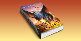 """ya fantasy ebook """"Dragonfriend"""" by Marc Secchia"""