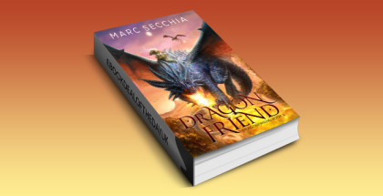 "ya fantasy ebook ""Dragonfriend"" by Marc Secchia"
