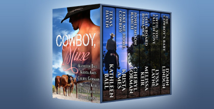 "western contemporary romance boxed set ""Cowboy, Mine"" by Various Authors"