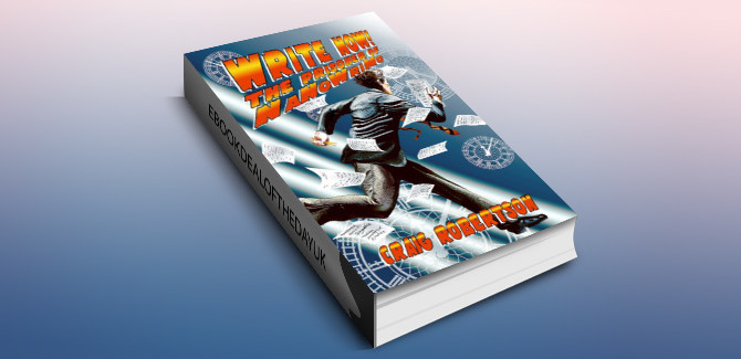Write Now! The Prisoner of NaNoWriMo by Craig Robertson ...