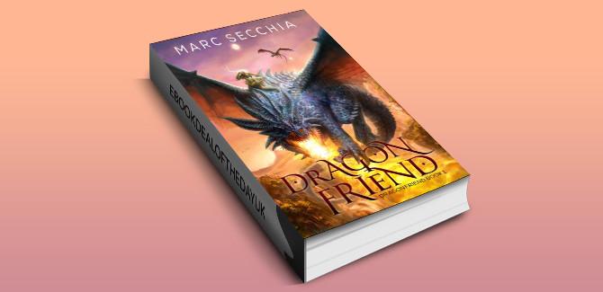 epic dragon fantasy ebook Dragonfriend by Marc Secchia