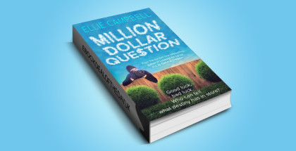 "chicklit contemporary romance ebook ""Million Dollar Question"" by Ellie Campbell"