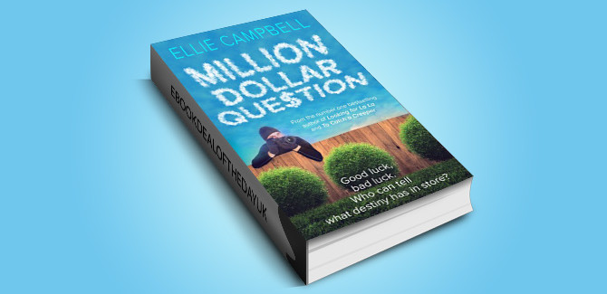 chicklit contemporary romance ebook Million Dollar Question by Ellie Campbell
