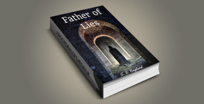 "horror fiction ebook ""Father of Lies"" by Sarah England"