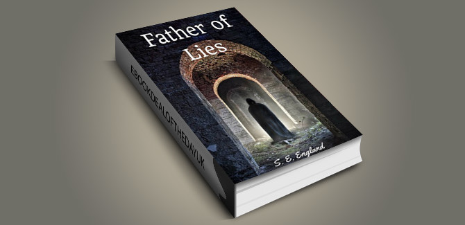 horror fiction ebook Father of Lies by Sarah England