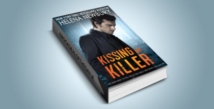 "nalit romantic suspense ebook ""Kissing My Killer"" by Helena Newbury"