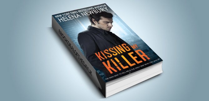nalit romantic suspense ebook Kissing My Killer by Helena Newbury