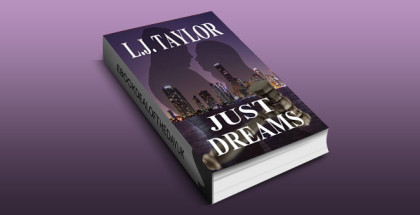 "romantic suspense ebook ""Just Dreams"" by L.J. Taylor"